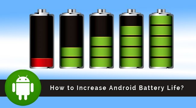 As soon as the versatility of Android devices are increasing, the need of long battery life is also increasing. It's one the major concern for Android smartphone users. It's observed that by the time, there is a decrease in battery the performance.