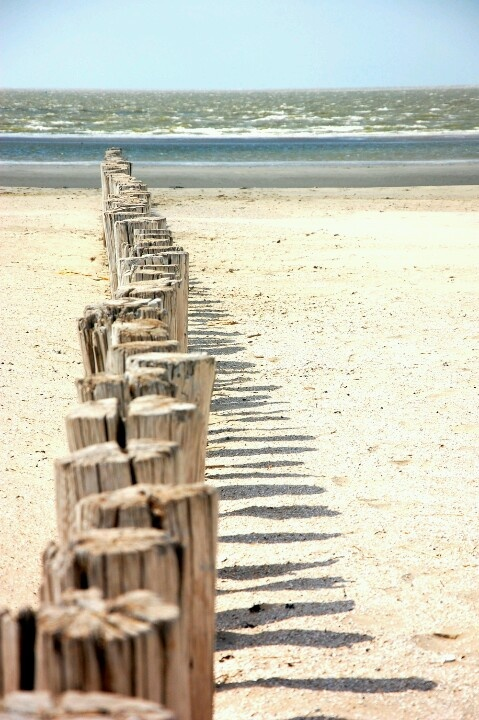 Beach Ameland Holland