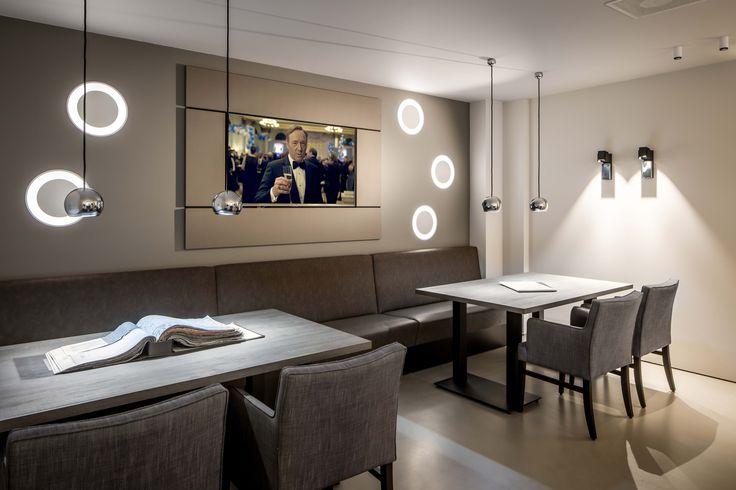 Bowers & Wilkins 55 Inch Architect Frame Designa Laren