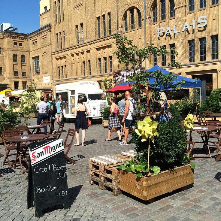 Die 5 besten Streetfood-Märkte in Berlin - TRAVELBOOK.de