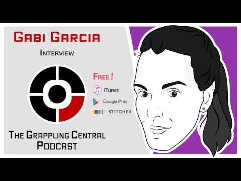 Episode 98  - Gabi Garcia  - The Grappling Central Podcast