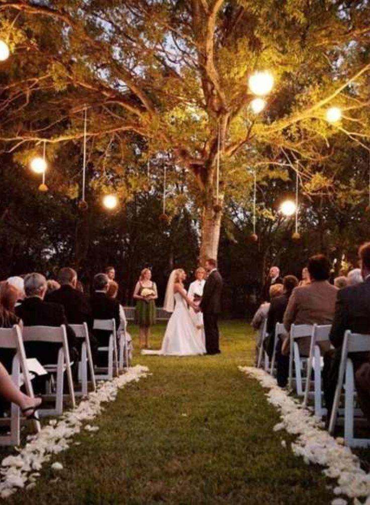 All I want is this romantic setting! #wedding #love #romantic