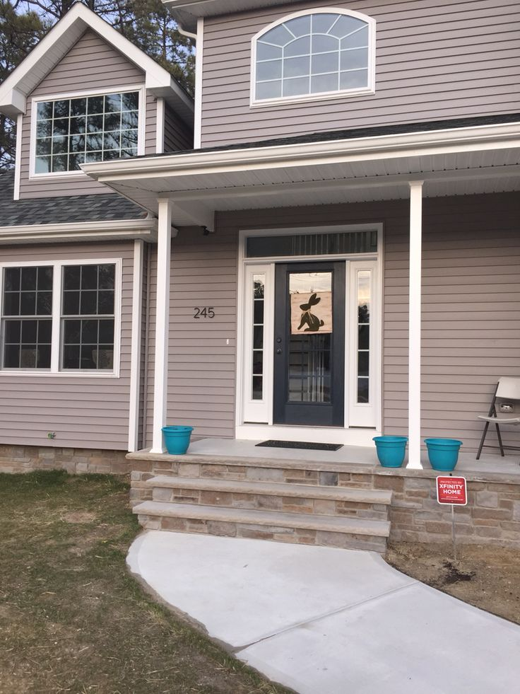 Certainteed Siding In Granite Gray My Beautiful Home In