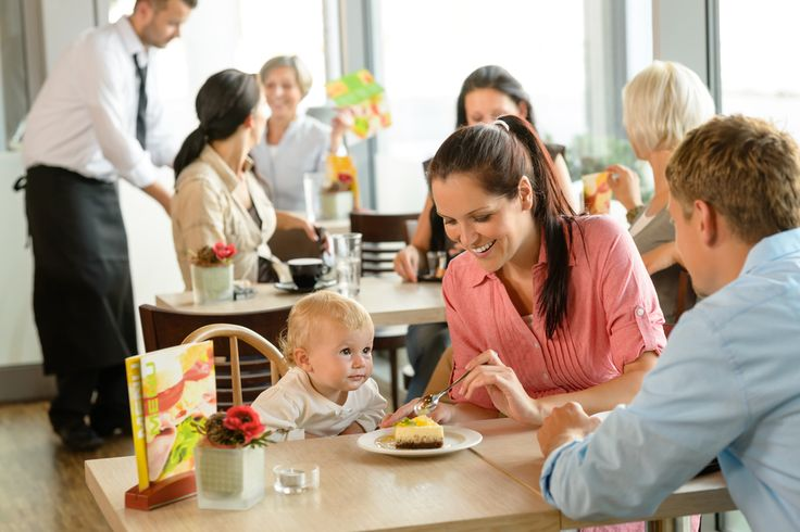 6 secrets to 'eating out' — peacefully — with children