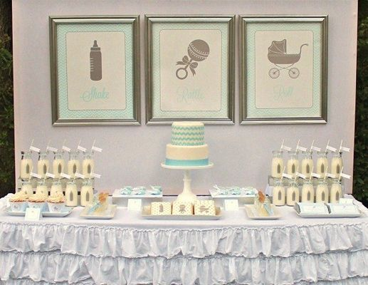 Hottest Baby Shower Themes for 2014