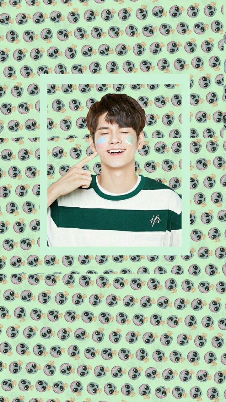 Ong Sung Woo💚💚 | wanna one wallpaper | ong sung woo wallpaper