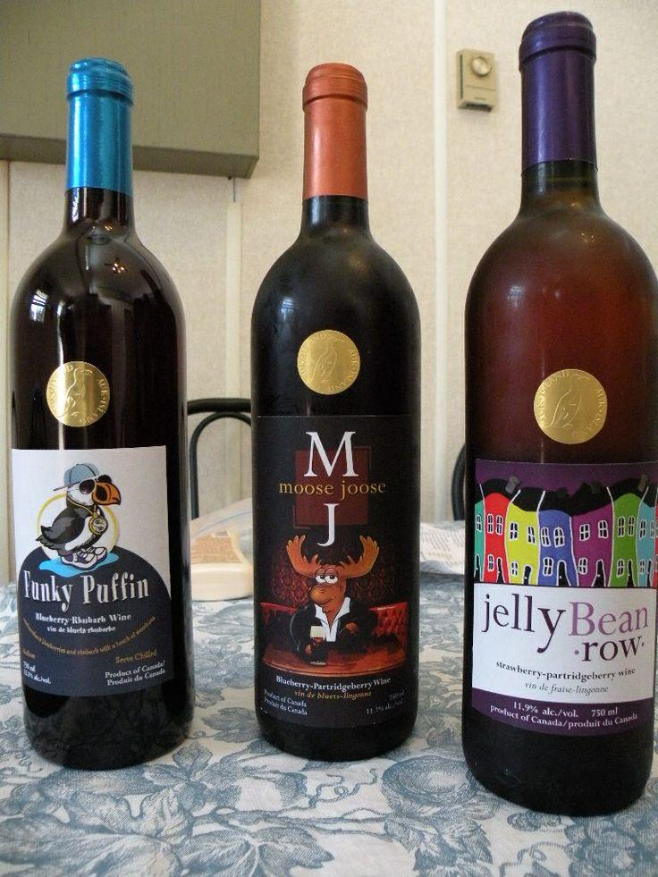 Newfoundland Wine
