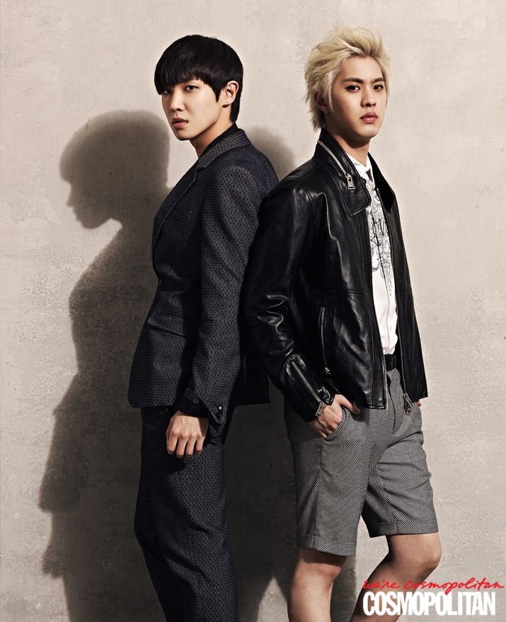MBLAQ - Cosmopolitan Magazine June Issue '13