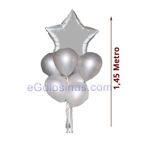 M s de 25 ideas incre bles sobre inflar globos con helio - Helio para inflar globos barato ...