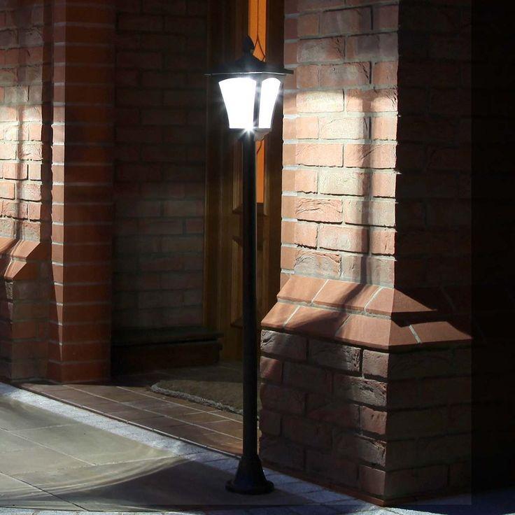 Zexum Black Traditional Driveway Pillar Lamp: 25+ Best Ideas About Driveway Lighting On Pinterest