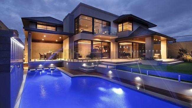 1fb1c684d3cd103b0253ab51345b9b6b luxury houses modern houses find luxury home builders for the excellent residential remodeling,Australian Designer Homes