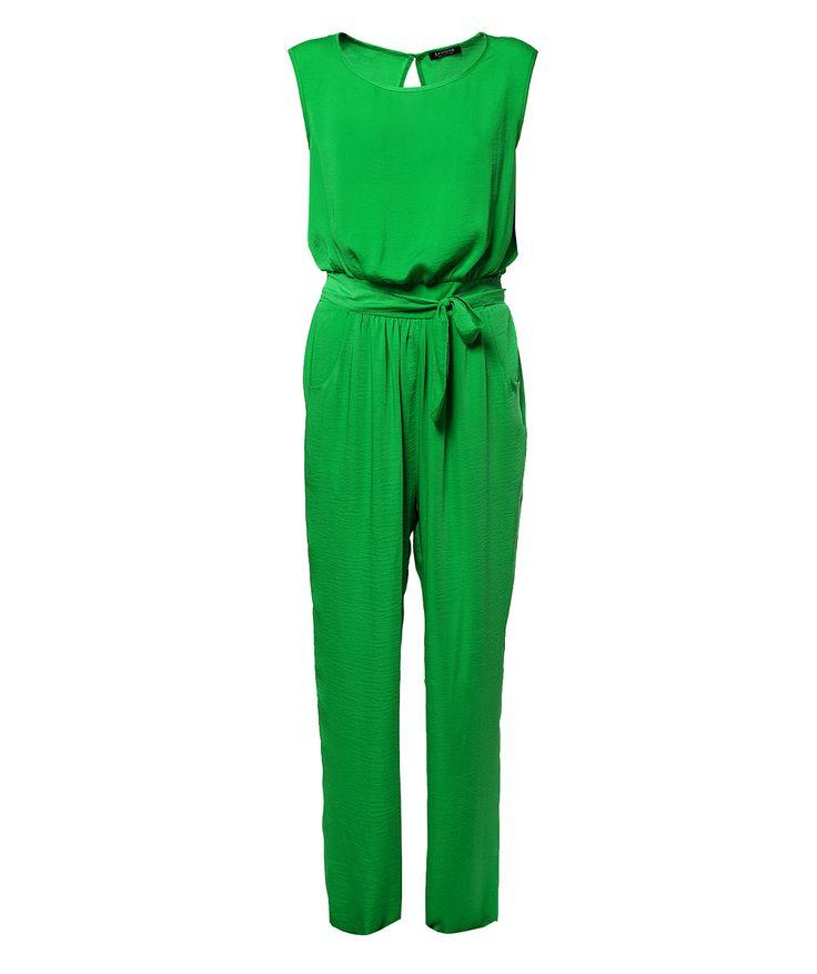 LANIDOR - Macacão #jumpsuit #green