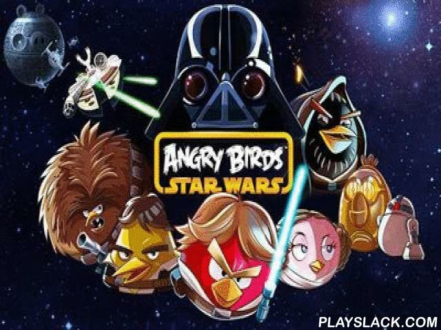 """Angry Birds Star Wars V1.5.3  Android Game - playslack.com , Finnish workplace Rovio, as it have declared , present let out a brand-new game   Angry Birds Star Wars. It combines a classical """"angry birds"""" gameplay with environments of the space saga """"Star Wars"""". Now scores not simply explode, but use lasers, light weapons and, certainly, quality. advocates of shows of George Lukas can easily subordinate birds with heroes like Chewbacca, Obi-Wan Kenobi or Luke Skywalker, attractive swines…"""