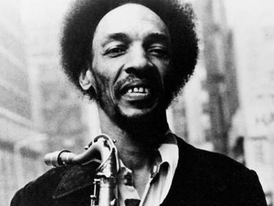 Jazz saxophonist Sam Rivers (died last year of pneumonia, at 88 years young)