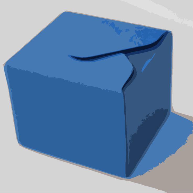 """Die App """"Box-Creator"""" von Christina - ein praktisches Tool, um schnell eine Verpackung oder einen Umschlag mit dem Envelope Punch Board zu entwerfen."""