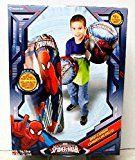 Hedstrom 56-82271 Ultimate Spiderman Bop Handbag and Gloves Combo Set 36 inch