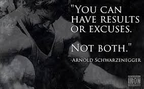 Arnold schwarzenegger Success quote