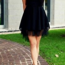 Black Homecoming Dress,Tulle Homecoming Dresses,Homecoming Gowns,Party Dress,Short Prom Gown,Strapless Homecoming Dresses,Cheap Formal Dress
