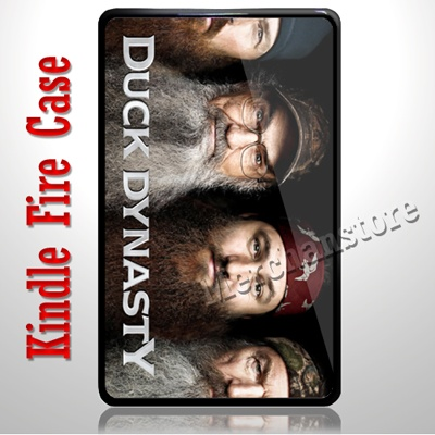 New Duck Dynasty Kindle Fire Case