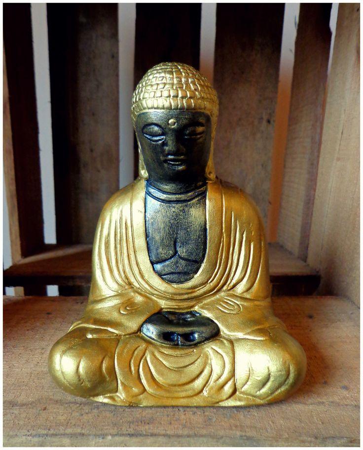 Buddha de yeso