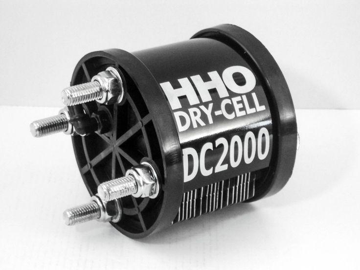 HHO GENERADOR DC2000 MOTORES 2400cc HIDRÓGENO DRY CELL 19 PLACAS INOX 316L