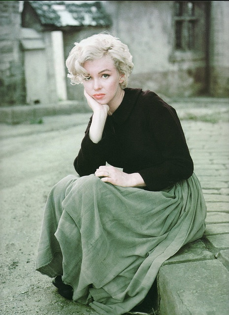 Marilyn ...  mg_20thCFc_LA_1954 by thefoxling, via Flickr