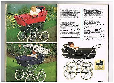 Mothercare vintage pram pushchair 420 pages on cd (1963-2000) in Collectables, Advertising, Fashion/Clothing   eBay!