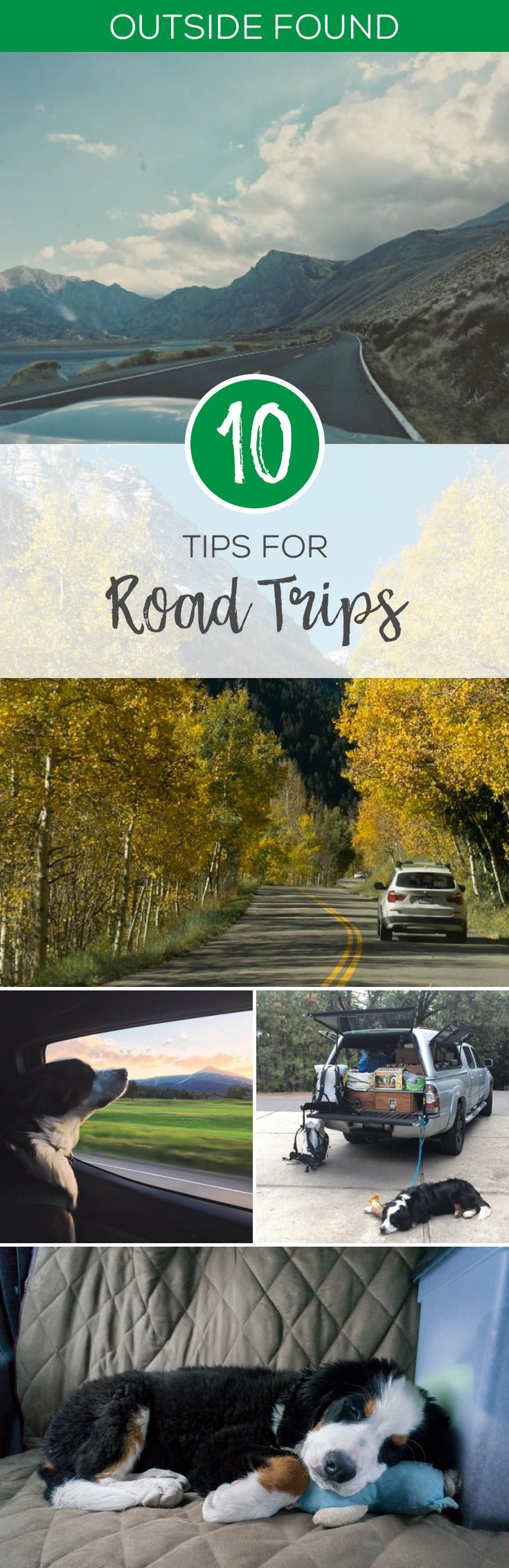 With a minimum of two cross-country road trips per year, we have our road tripping strategy down pat. Here are our favorite road trip tips and tricks, including driving strategy, podcasts to listen to, apps to download, and ways to keep your dog happy and exercised.