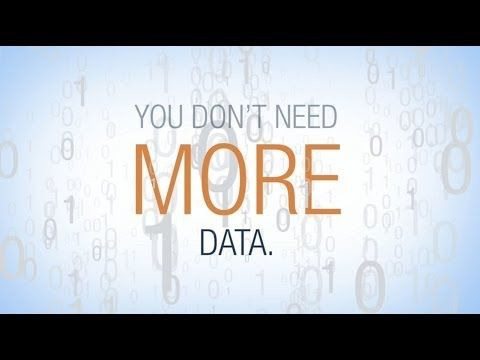 Sales Leaders Don't Need More Data