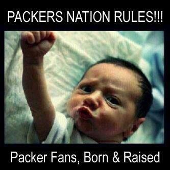 Packers Nation Rules!