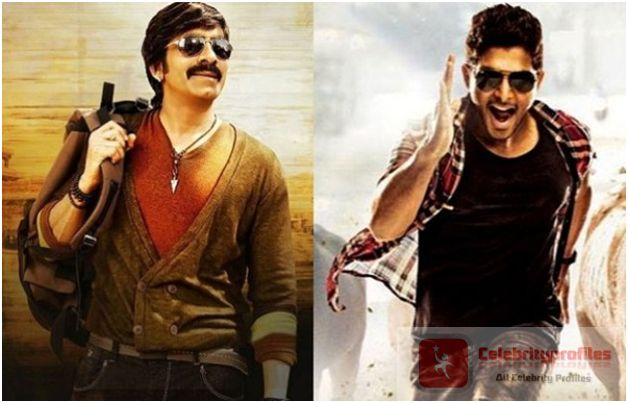 Allu Arjun and Ravi Teja racing for 'Kanithan' Remake