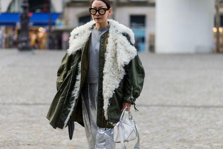 Sokak Stili: 2017 İlkbahar Paris Couture Haftası