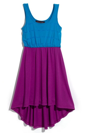 colorblock dress: Colorblock Dress