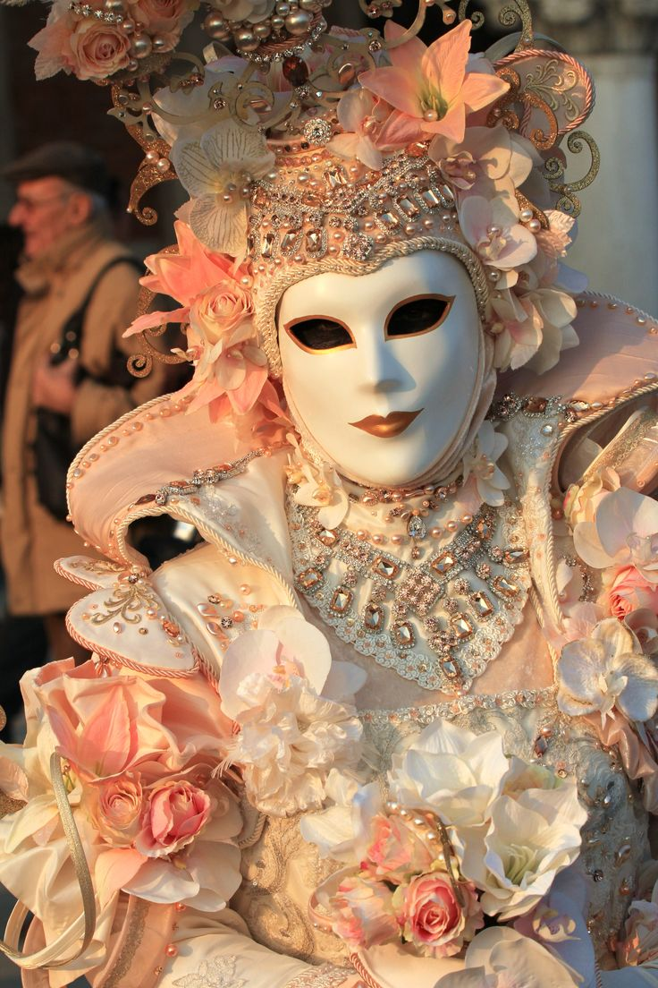Carnival in Venice - photo taken by BradJill