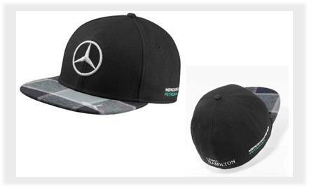 Νέα καπέλα Hamilton Flat Brim και Hamilton Flat Brim LIMITED EDITION AUSTIN http://mercedes.koumantzias.gr Εξουσιοδοτημένο Συνεργείο Mercedes-Benz στη Θεσσαλονίκη