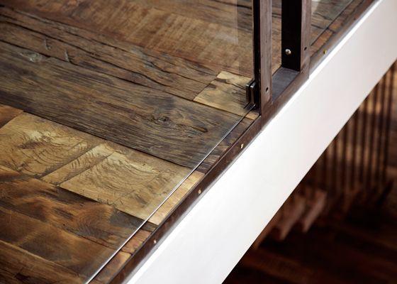 Reclaimed Original French Oak Flooring