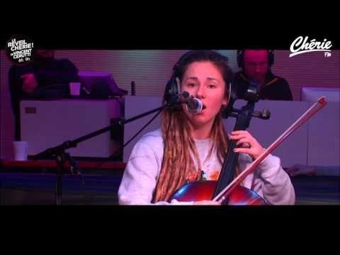 """L.E.J interprètent """"Get lucky"""" en direct dans le Réveil Chérie - YouTube"""