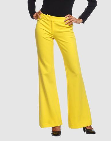 178c31530646 Womens Yellow dress Slacks | MILENIUM STYLE
