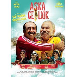 Film Gündemi: Aşka Geldik (2017) Metin Yıldız'ın başrolde olduğu Aşka Geldik (2017) isimli komedi filmi 1 Aralık 2017 günü vizyona girecek.