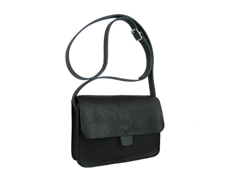 Black Popper Tab bag Main Image