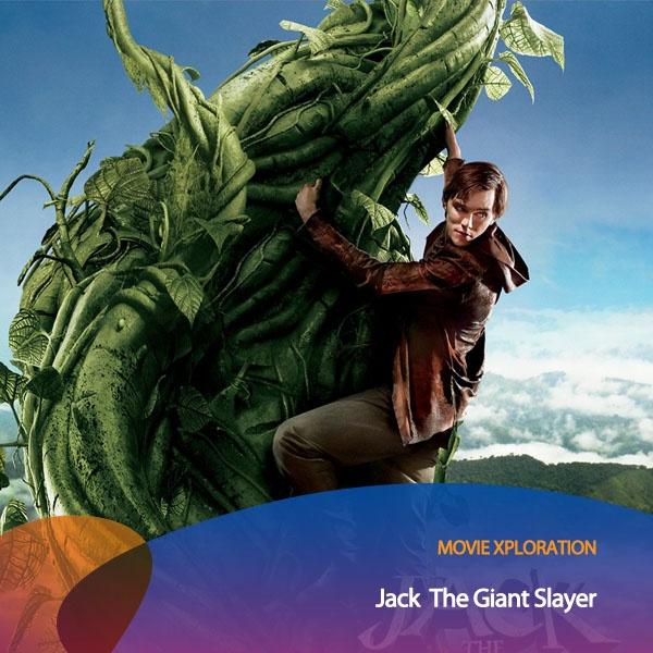 Buat kamu yang suka cerita fairy tale, ada film baru berjudul Jack The Giant Slayer yang cocok untuk kamu! Cerita ini dikembangkan dari kisah 'Jack and the Giant Beanstalk' yang berasal dari dongeng Inggris tentang petani miskin yang menemukan kacang polong ajaib yang menjelma jadi pohon raksasa. Kemasan animasi 3D film yang rilis awal Maret 2013 ini pun mengundang pujian dari para kritikus.