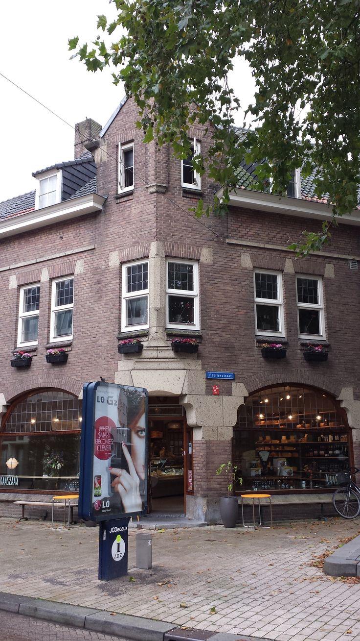 Kruising, Fabriekstraat, Noordstraat,Utrechtsestraat, Tilburg