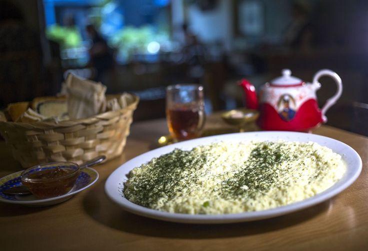 L'omelette feta de Byblos