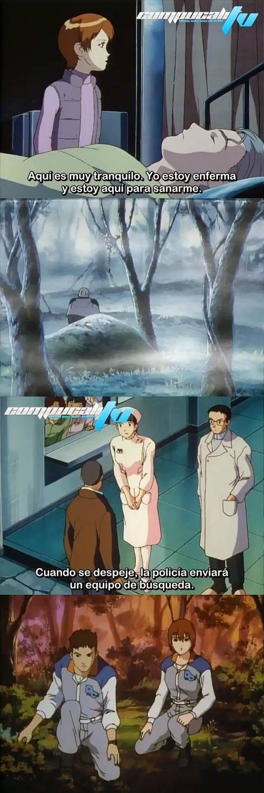 Este anime fue transmitido en Latinoamerica por locomotion siendo su primera emisión fue en el 1999, y es conocida como Cybaster Anime o Cybuster Anime Mega