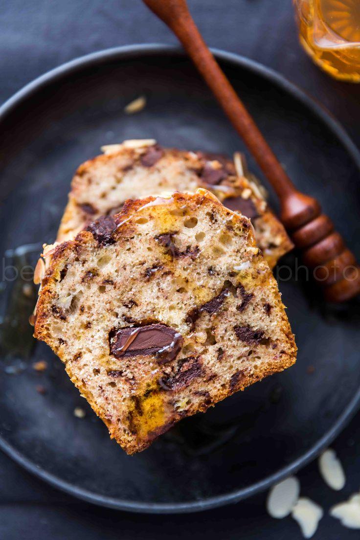Ricetta per Vegan Banana Bread al cioccolato