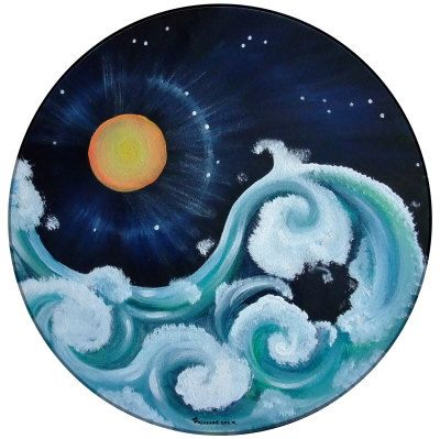 Ying yang ocean google search painting inspirations for Architecture yin yang