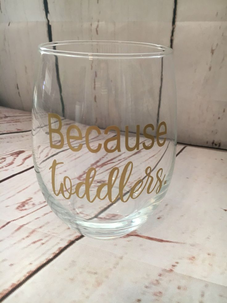 A personal favorite from my Etsy shop https://www.etsy.com/listing/494798542/stemless-wine-glass-personalized-wine