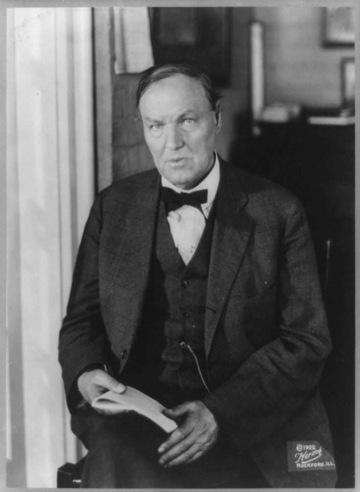 Clarence Darrow--attorney and activist