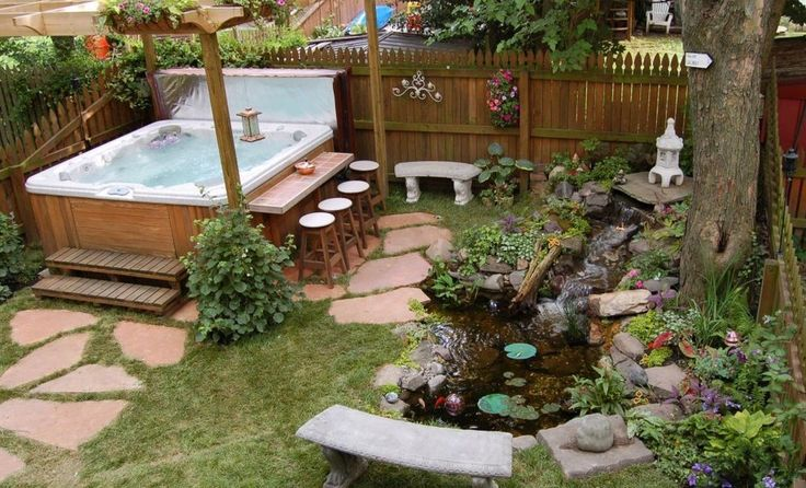 Decor of Backyard Layout Ideas Backyard Designs Images 16 Captivating Modern Landscape Designs