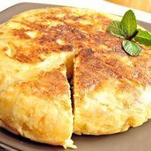 Ma recette du jour : Tortilla espagnole (Thermomix) sur Recettes.net